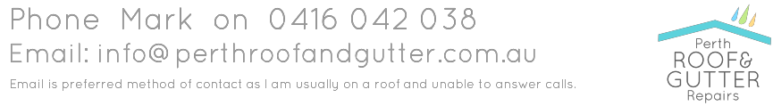 Perth Roof & Gutter Repairs